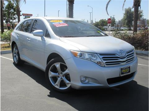 2012 Toyota Venza for sale in Fresno, CA