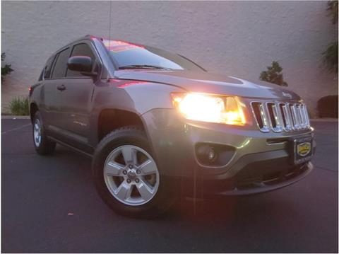 2014 Jeep Compass for sale in Fresno, CA
