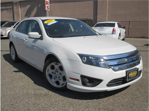 2011 Ford Fusion for sale in Fresno, CA