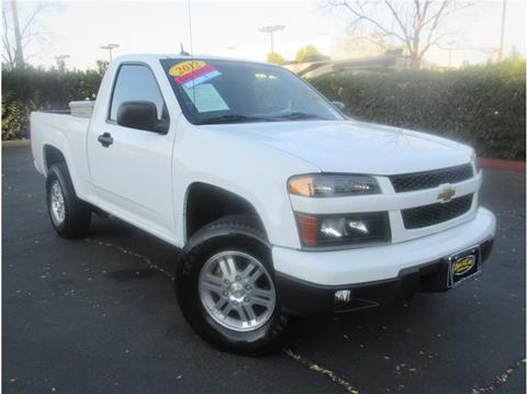 2012 Chevrolet Colorado for sale in Fresno, CA