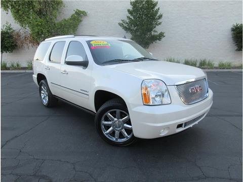 2013 GMC Yukon for sale in Fresno, CA