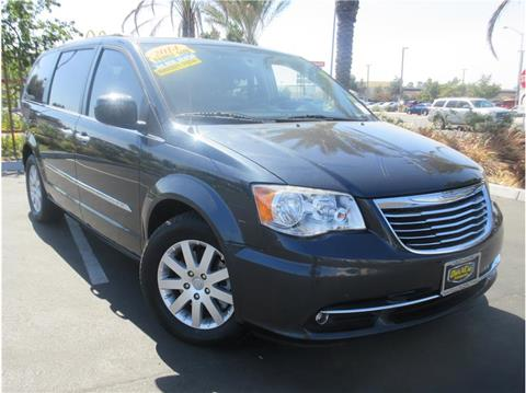2014 Chrysler Town And Country For Sale In Fresno CA