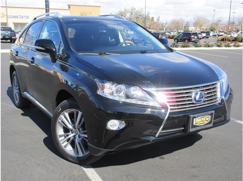 2015 Lexus RX 450h For Sale In Fresno, CA