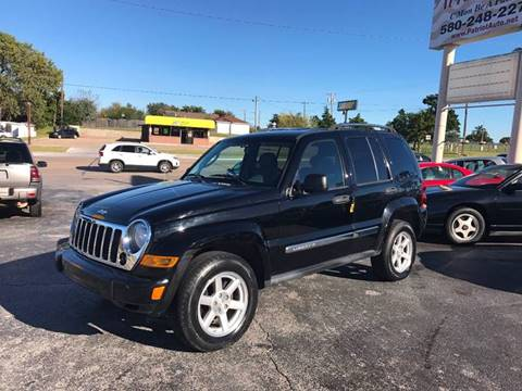 2006 Jeep Liberty for sale in Lawton, OK