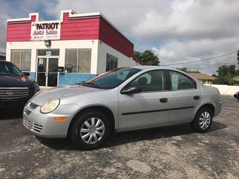 2004 Dodge Neon for sale in Lawton, OK