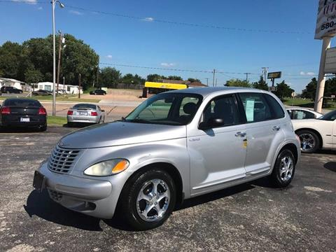2004 Chrysler PT Cruiser for sale in Lawton, OK