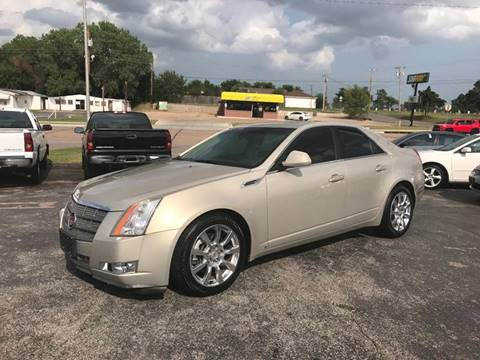 2009 Cadillac CTS for sale at Patriot Auto Sales in Lawton OK