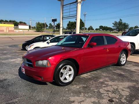2010 Dodge Charger for sale in Lawton, OK