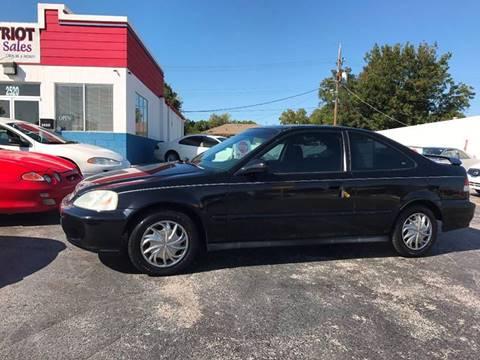 1999 Honda Civic for sale in Lawton, OK