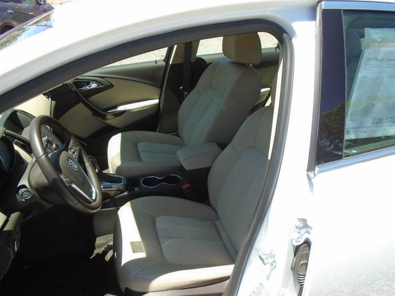 2017 Buick Verano Sport Touring 4dr Sedan - Silver City NM