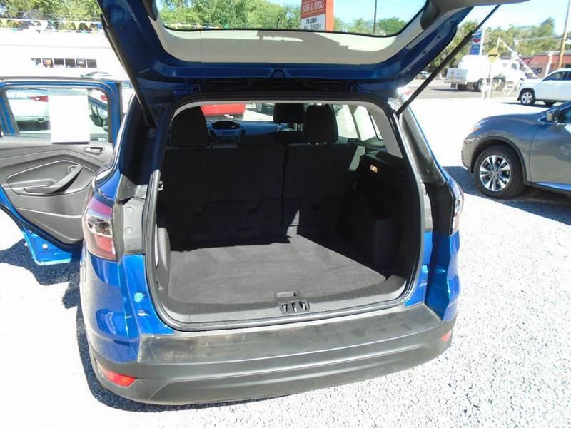 2017 Ford Escape S 4dr SUV - Silver City NM