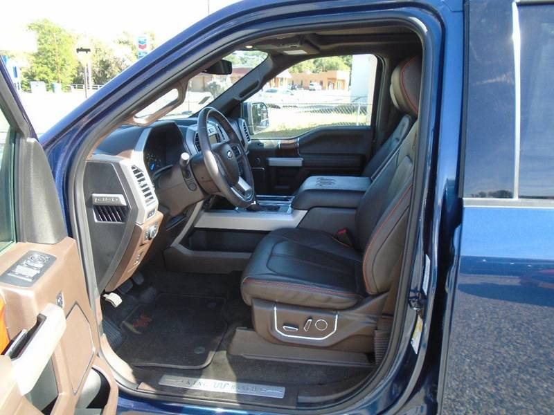 2015 Ford F-150 4x4 King Ranch 4dr SuperCrew 5.5 ft. SB - Silver City NM