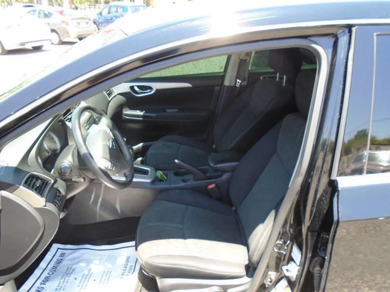 2014 Nissan Sentra SV 4dr Sedan - Silver City NM
