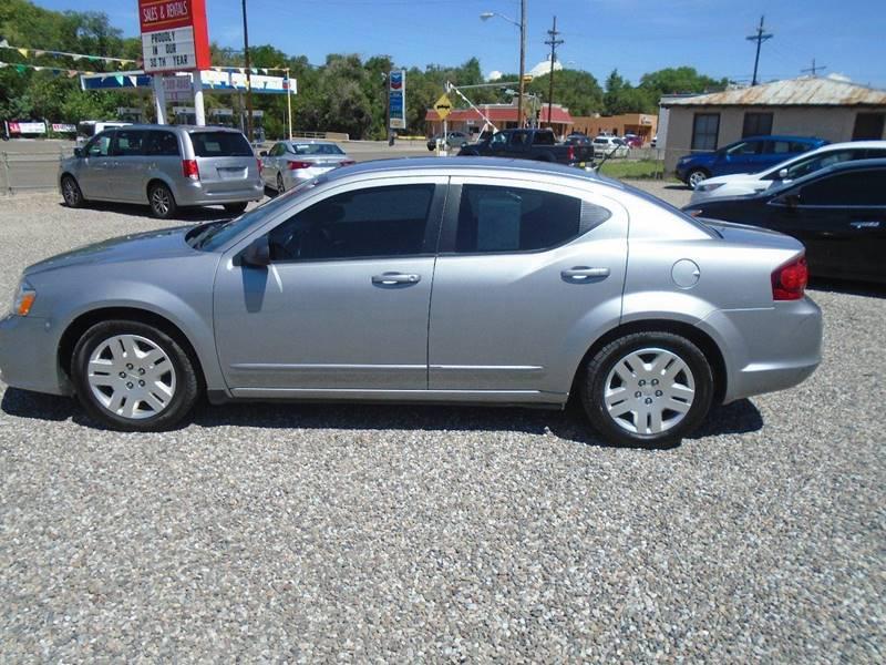 2013 Dodge Avenger SE 4dr Sedan - Silver City NM