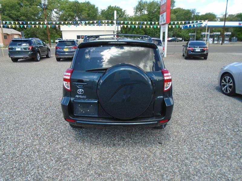 2012 Toyota RAV4 4x4 Limited 4dr SUV V6 - Silver City NM