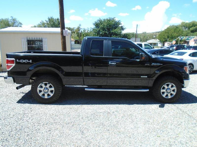 2013 Ford F-150 4x4 XLT 4dr SuperCab Styleside 6.5 ft. SB - Silver City NM