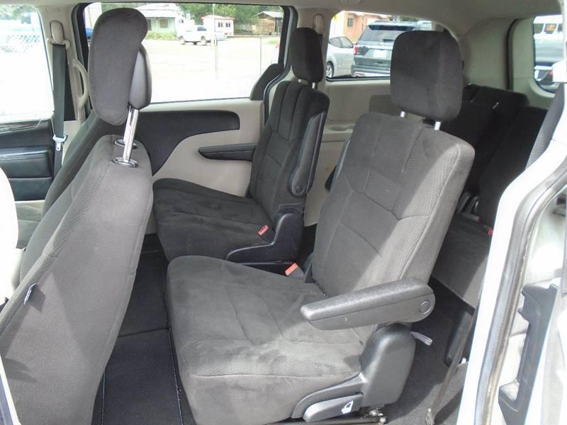 2012 Dodge Grand Caravan SXT 4dr Mini-Van - Silver City NM