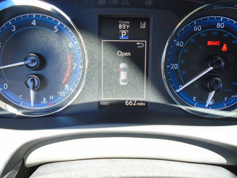 2017 Toyota Corolla SE 4dr Sedan CVT - Silver City NM