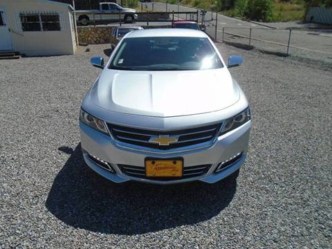 2017 Chevrolet Impala for sale in Silver City, NM