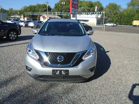 2017 Nissan Murano for sale in Silver City, NM