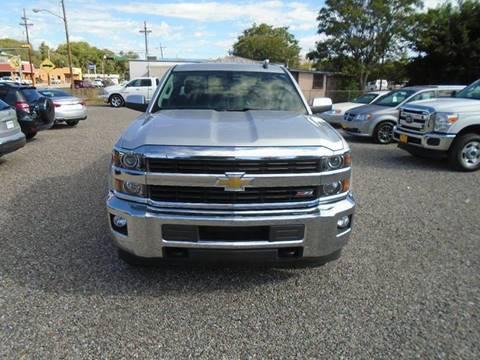2016 Chevrolet Silverado 2500HD for sale in Silver City, NM