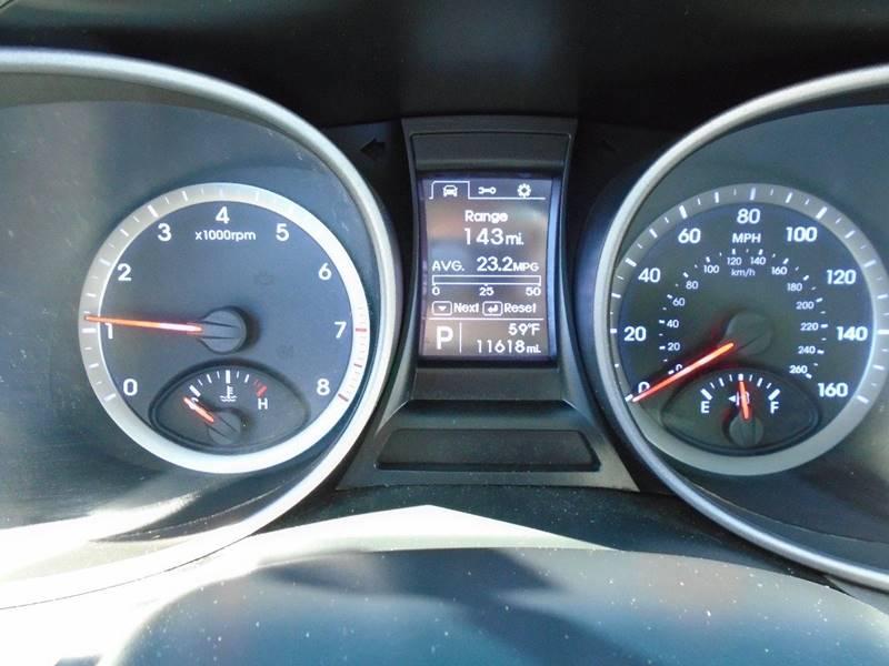 2016 Hyundai Santa Fe Sport 2.4L 4dr SUV - Silver City NM