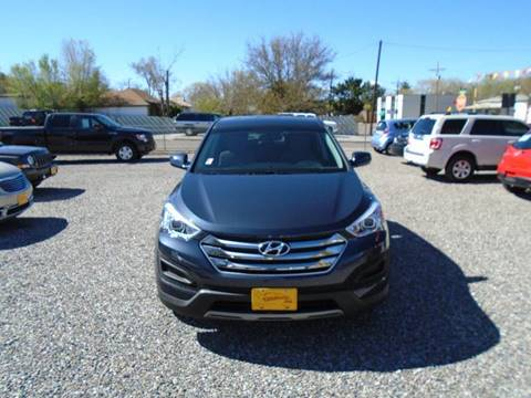 2016 Hyundai Santa Fe Sport for sale in Silver City, NM