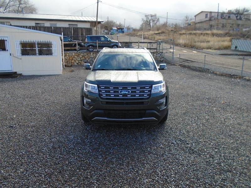 2016 Ford Explorer AWD Limited 4dr SUV - Silver City NM