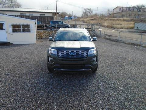 2016 Ford Explorer for sale in Silver City, NM