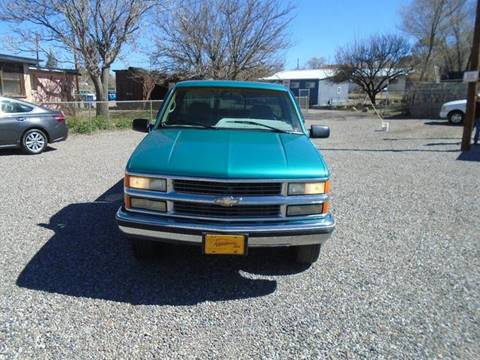 1996 Chevrolet C/K 2500 Series for sale in Silver City, NM