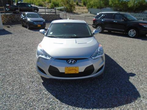 2012 Hyundai Veloster for sale in Silver City, NM