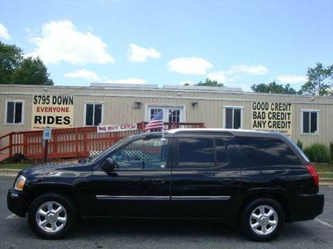 2005 GMC Envoy XUV for sale at Source Auto Group in Lanham MD