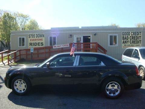 2005 Chrysler 300 for sale at Source Auto Group in Lanham MD