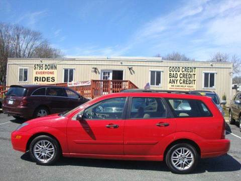 2003 Ford Focus for sale at Source Auto Group in Lanham MD