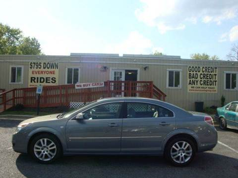 2007 Saturn Aura for sale at Source Auto Group in Lanham MD