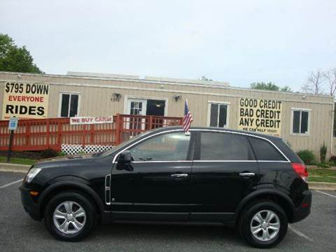 2008 Saturn Vue for sale at Source Auto Group in Lanham MD