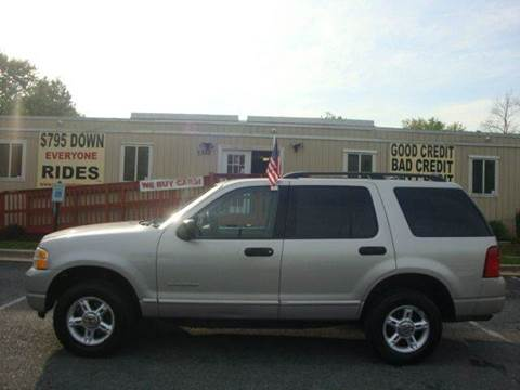 2004 Ford Explorer for sale at Source Auto Group in Lanham MD