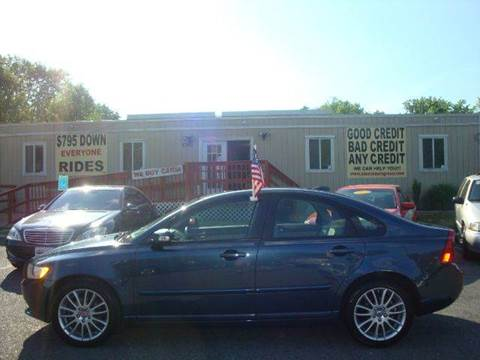2009 Volvo S40 for sale at Source Auto Group in Lanham MD