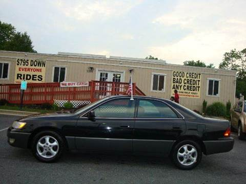 1999 Lexus ES 300 for sale at Source Auto Group in Lanham MD