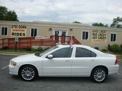 2007 Volvo S60 for sale at Source Auto Group in Lanham MD