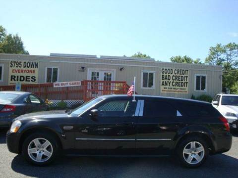 2007 Dodge Magnum for sale at Source Auto Group in Lanham MD