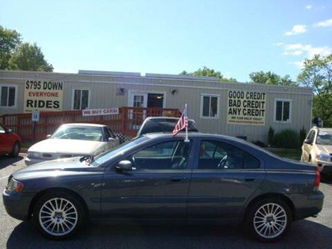 2004 Volvo S60 for sale at Source Auto Group in Lanham MD