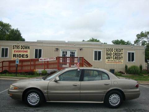 2000 Buick LeSabre for sale at Source Auto Group in Lanham MD