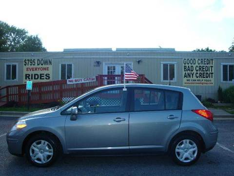 2011 Nissan Versa for sale at Source Auto Group in Lanham MD