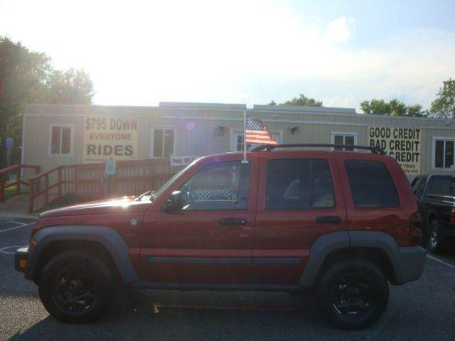 2005 Jeep Liberty for sale at Source Auto Group in Lanham MD