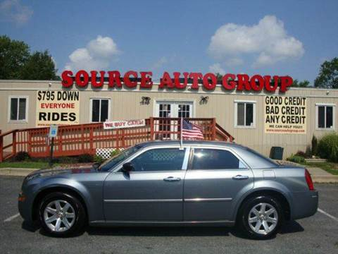2007 Chrysler 300 for sale at Source Auto Group in Lanham MD