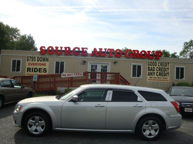 2008 Dodge Magnum for sale at Source Auto Group in Lanham MD