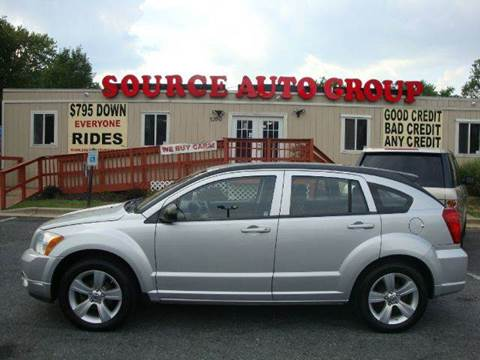 2010 Dodge Caliber for sale at Source Auto Group in Lanham MD