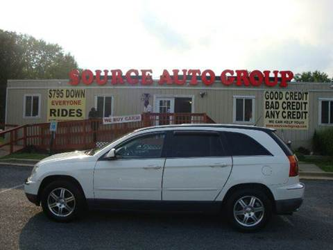 2007 Chrysler Pacifica for sale at Source Auto Group in Lanham MD