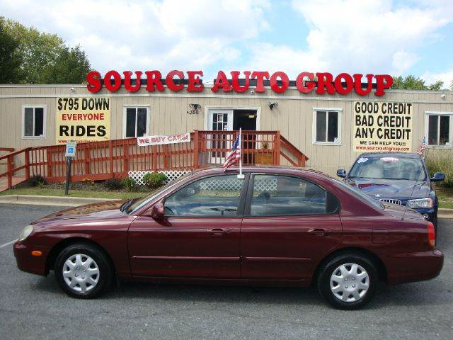 1999 Hyundai Sonata for sale at Source Auto Group in Lanham MD